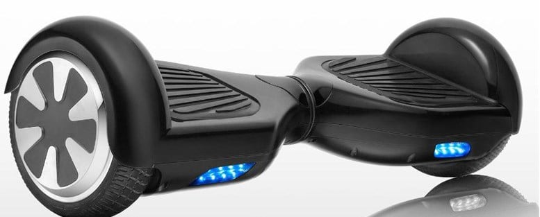 Hoverboard Self Balancing Electric Scooter Board (Shipping...