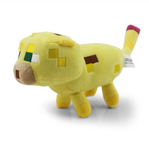 Minecraft Medium Plush - Ocelot