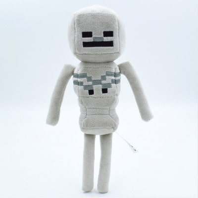 Minecraft Plush Skeleton