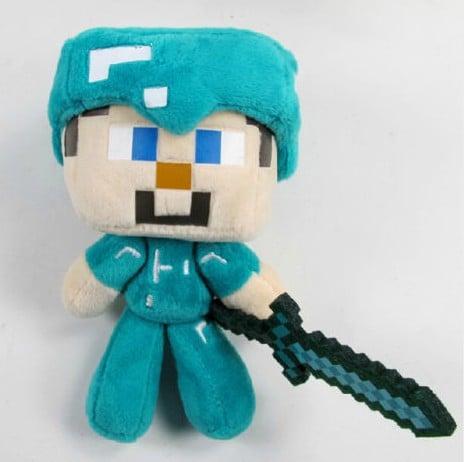 Minecraft Plush Steve