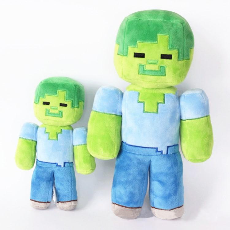 Minecraft Plush Zombie