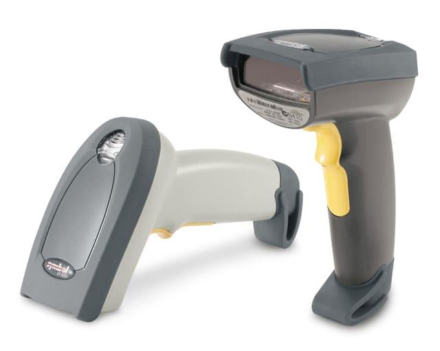 Symbol LS4008i Barcode scanner