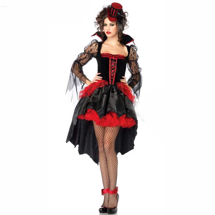 Halloween Sexy Witch Dress Women