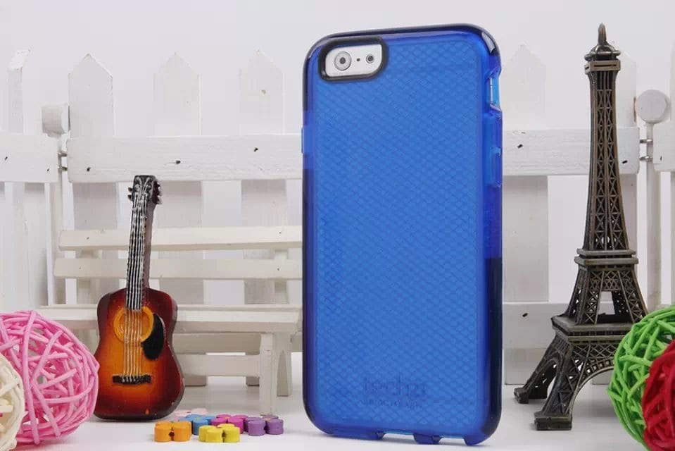 Tech21 Classic Check Case for Apple iPhone 6 6s Blue