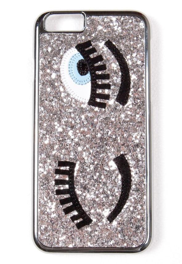 Chiara Ferragni Flirting Glitter Galaxy S5 Case