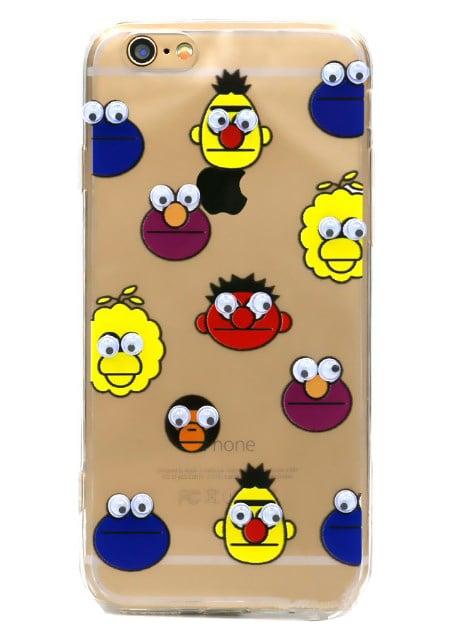 Sesame Street Googly Eyes iPhone 6 6s Plus Case
