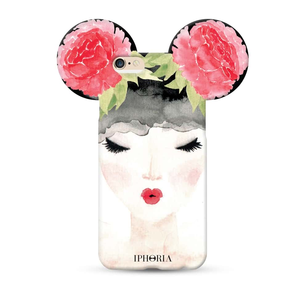 Iphoria Collection Mouseketeer Flowerbomb for iPhone 6 6s Plus