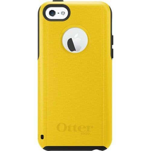 iPhone 5C Otterbox Commuter Series Case Black Yellow Hornet