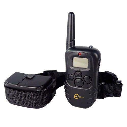 Remote Control Dog Training Shock Vibration Collar
