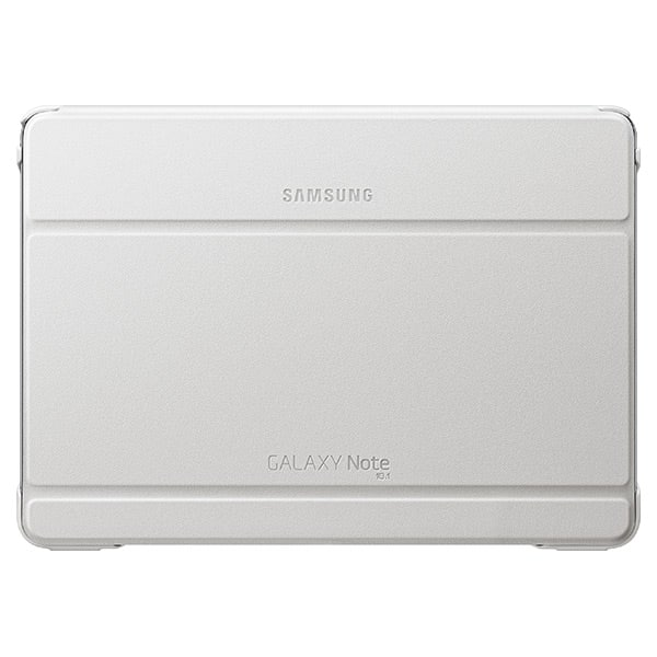 Samsung Galaxy Note 10.1 2014 Edition Book Cover White