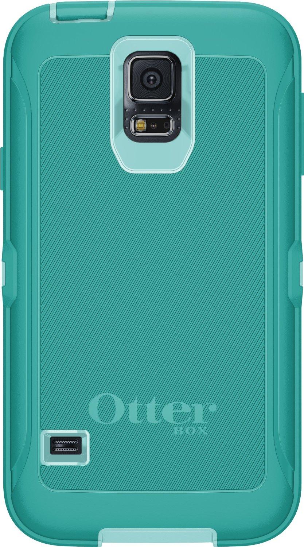 Aqua Sky OtterBox Samsung Galaxy S5 Defender Series Case