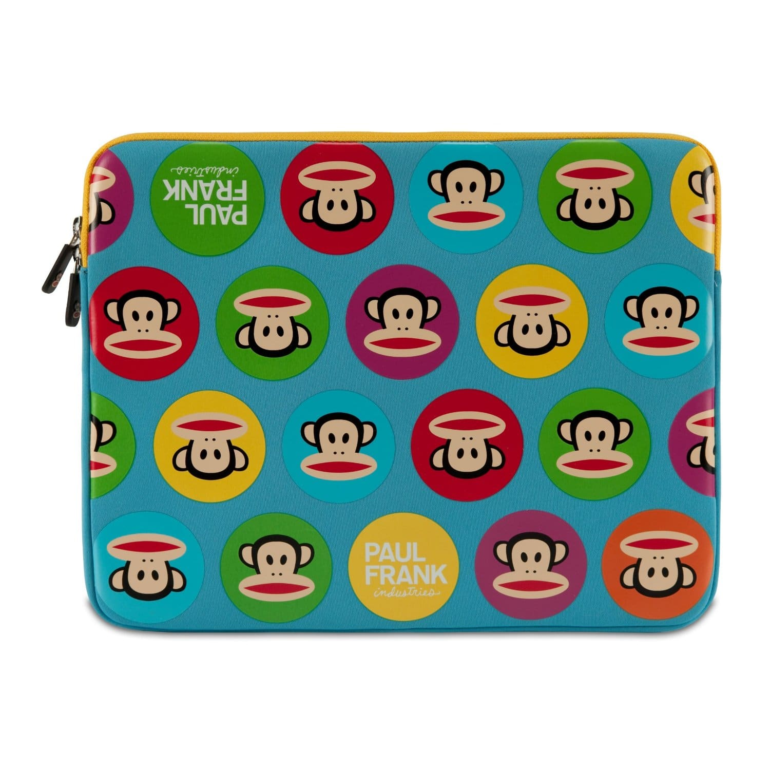 "Paul Frank Uncommon Neoprene Sleeve for Macbook Air Pro 13"" Blue..."