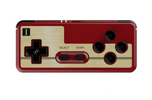 8Bitdo FC30 Classic Controller for Nintendo Switch, iOS, PC