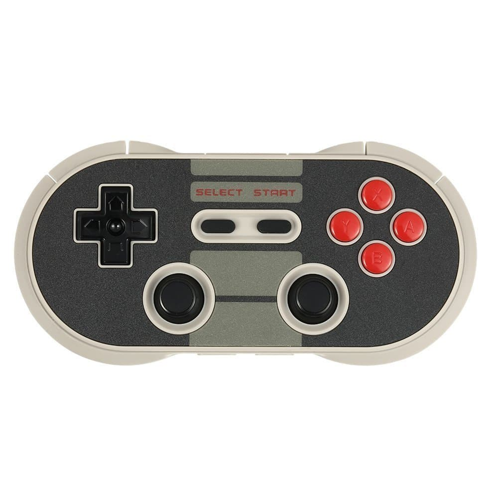 8Bitdo NES30 Pro Controller for Nintendo Switch, iOS, PC