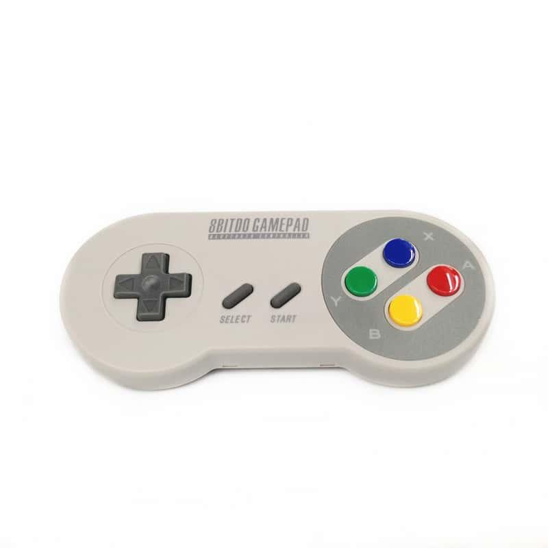 8Bitdo SFC30 Classic Controller for Nintendo Switch, iOS, PC