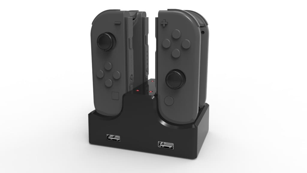 Charging Station Dock for Nintendo Switch Joy-Con Controllers