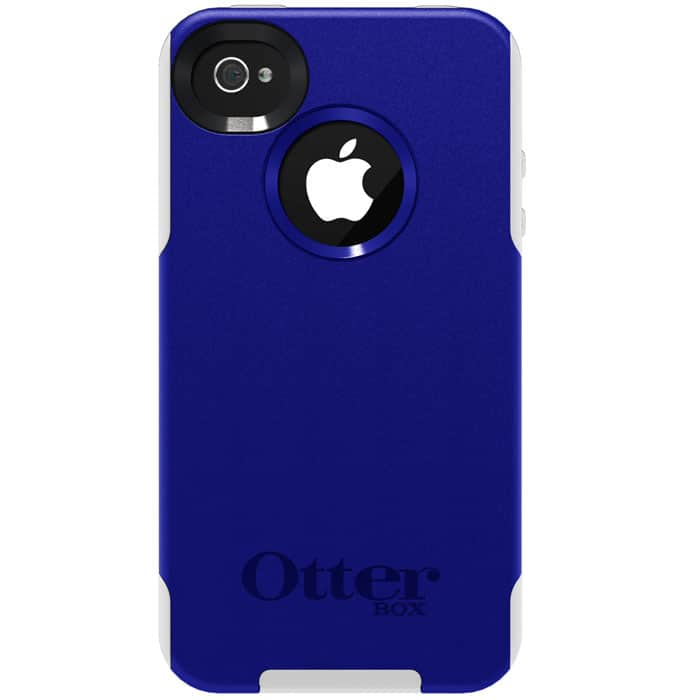 Otterbox Commuter Series Case for iPhone 4 / 4S - Iceberg Blue/White