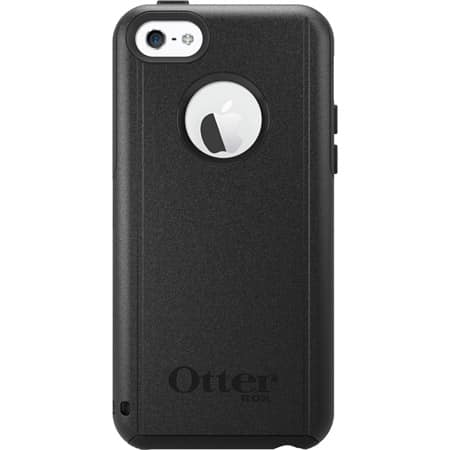 iPhone 5C Otterbox Commuter Series Case Black Black