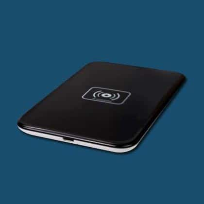 Qi Wireless Charger for Mobile Phones and Tablets