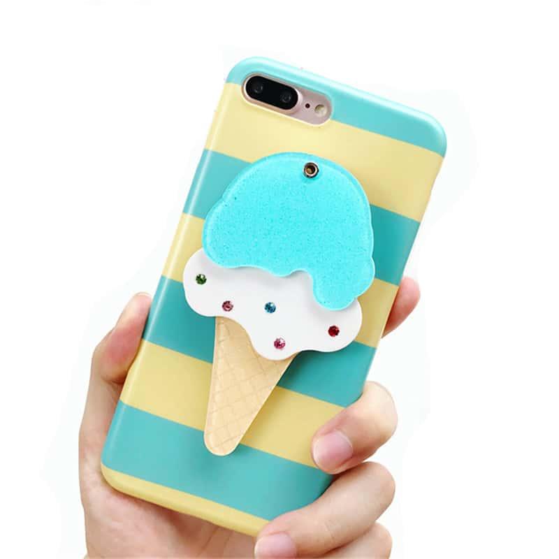 Ice Cream Mirror iPhone 7 Plus Case