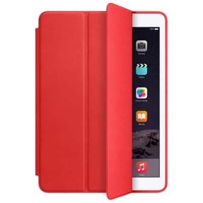 Smart Case for Apple iPad Air 2 Red