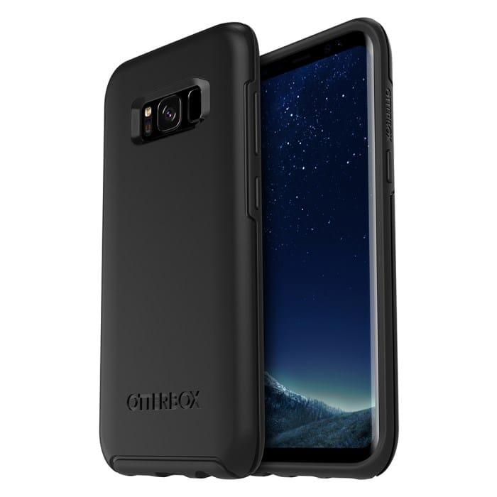 Otterbox Galaxy S8 Symmetry Series Case - Black