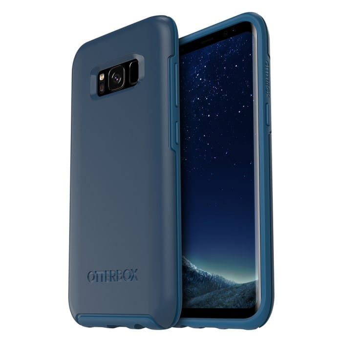 Otterbox Galaxy S8 Symmetry Series Case - Bespoke Way Blue