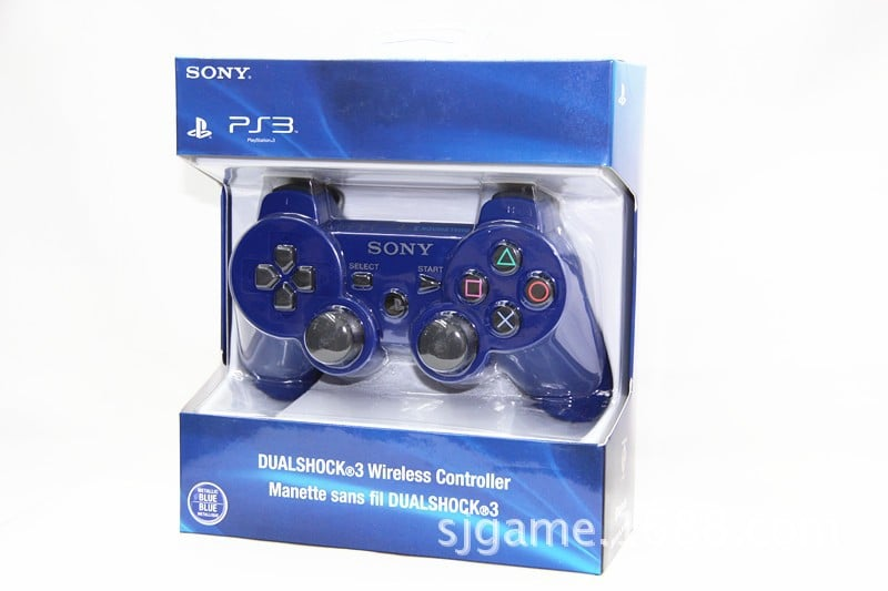 Sony PS3 DualShock 3 Wireless Controller Blue
