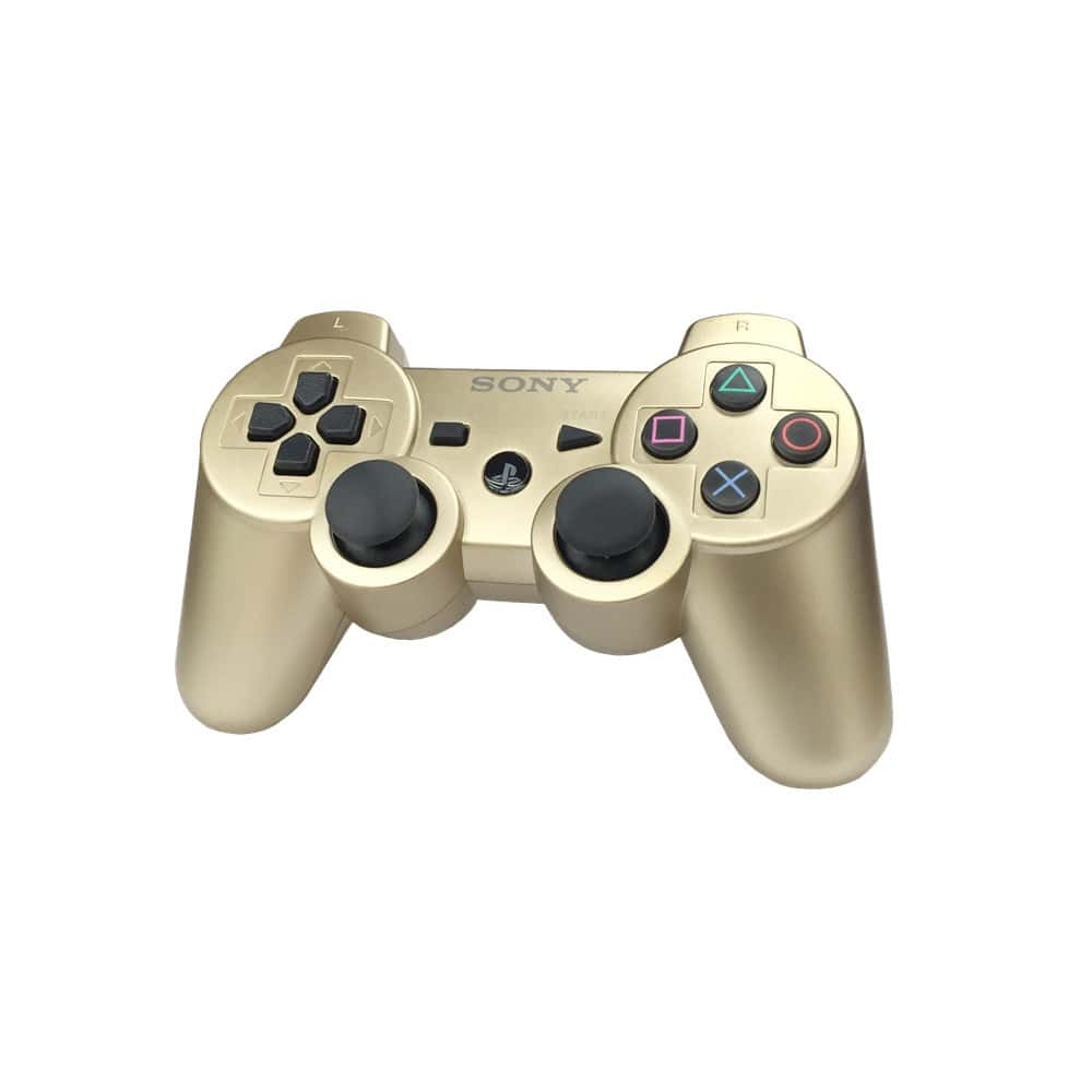 Sony PS3 DualShock 3 Wireless Controller Gold