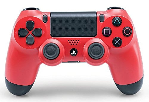 Sony Dualshock 4 Controller Red PS4