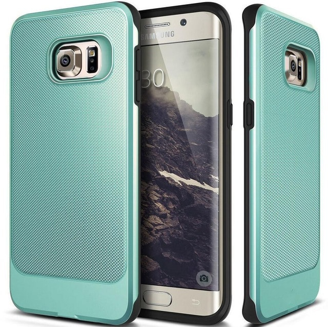 Rugged Dual Armor Grip Case for Galaxy S8