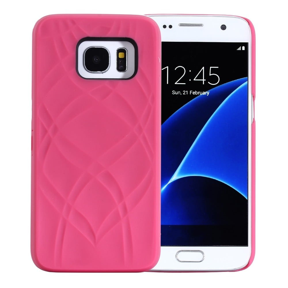 Make Up Mirror Wallet Case for Galaxy S8+ Plus
