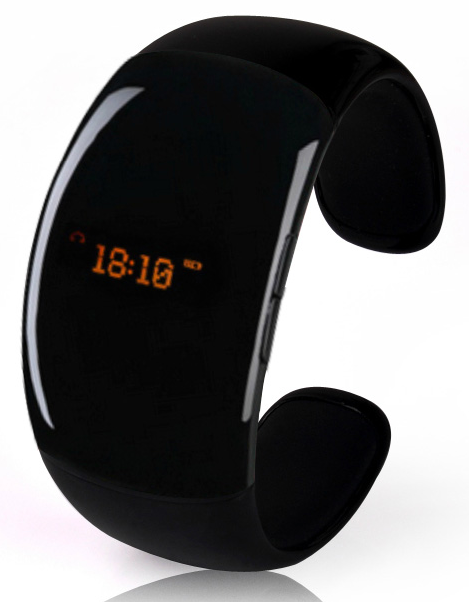 Bluetooth Incoming Call Watch for iOS and Android Phones