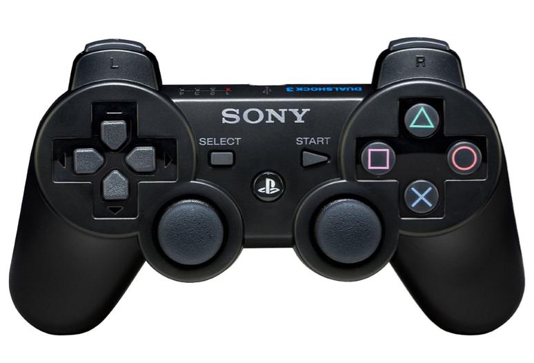 Sony PS3 DualShock 3 Black Wireless Controller