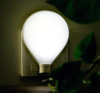 Smart Night Light Cute Hot Air Ballon with Light & Sound...