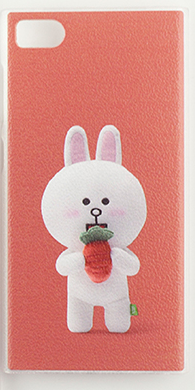 Line Character Case Cony Rabbit for iPhone 5C