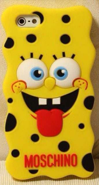 Spongebob 3D Case for iPhone 5 5s SE