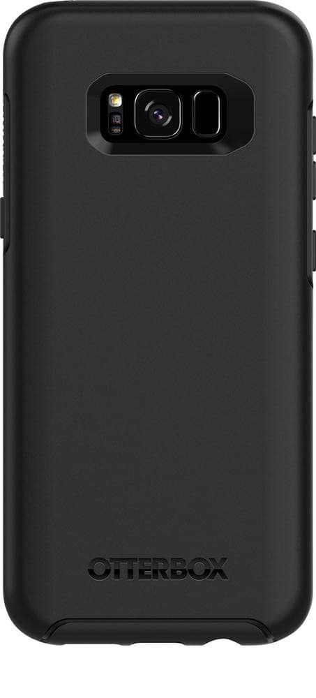 Otterbox Galaxy S8+ Plus Symmetry Series Case - Black