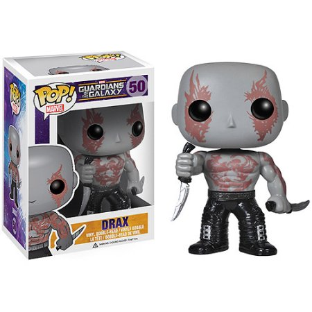 Funko POP! Marvel: Drax Bobble Action Figure