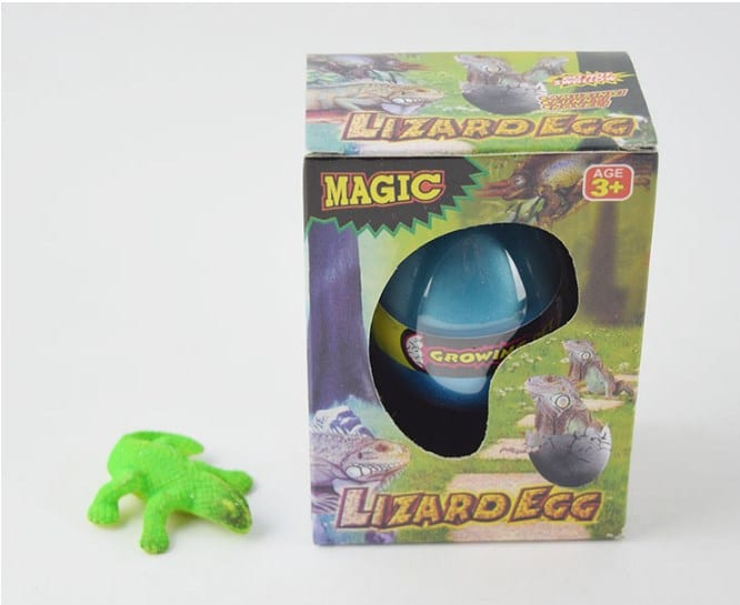Magic Hatching Animal Egg - Lizard