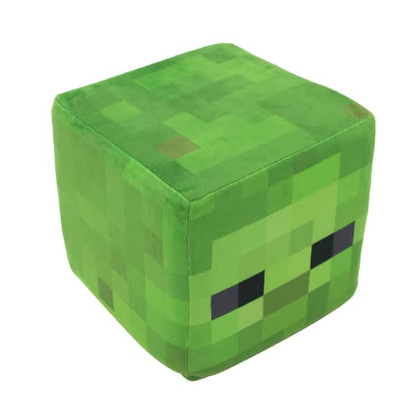 Minecraft Block Pillows - Zombie