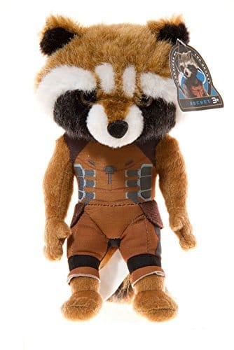 Marvel Guardians of the Galaxy SDCC Exclusive - Rocket Raccoon Plush