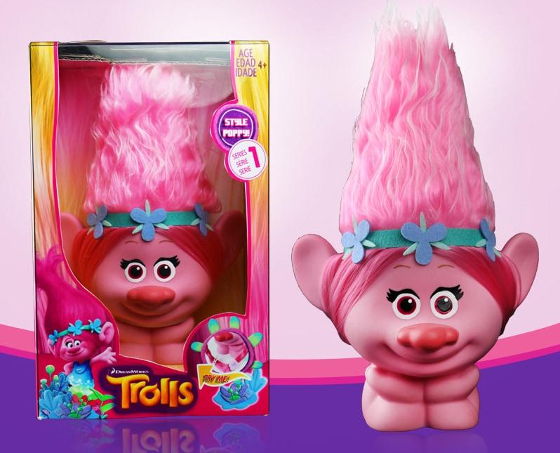 Poppy Trolls Style Station