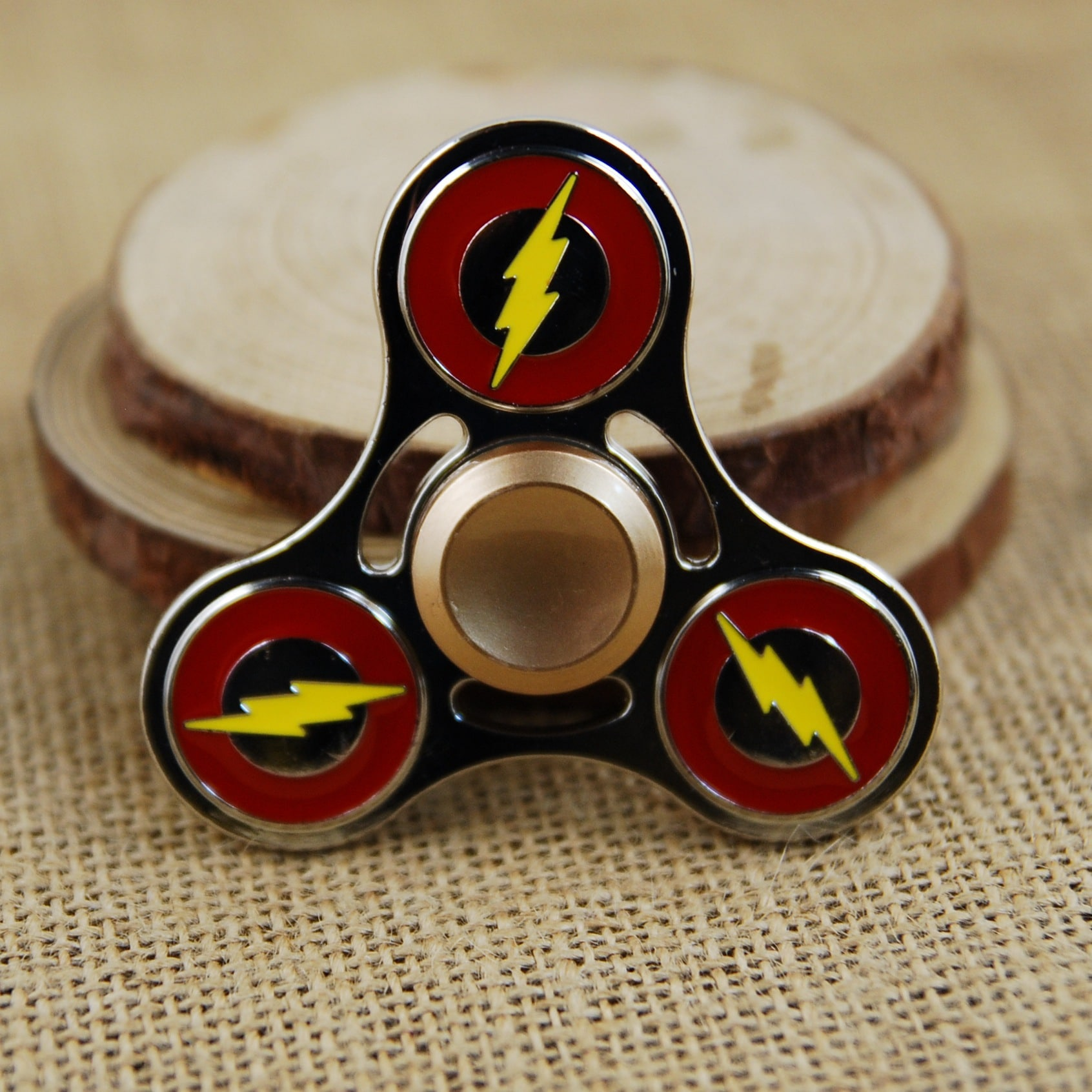 Flash Lightning Fidget Spinner