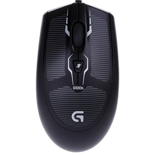 Logitech Gaming Mouse G100s Wired USB Mouse