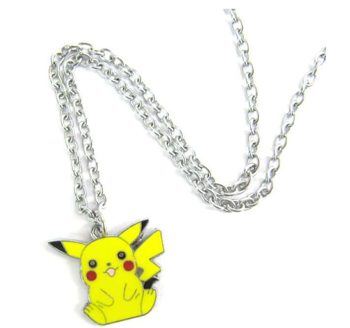 Pikachu Chain Necklace