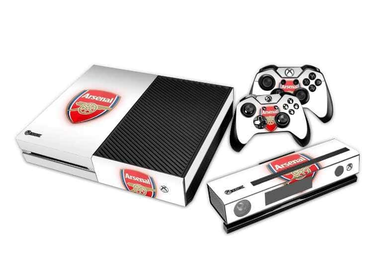 Arsenal Decal Set for Xbox One and Controller
