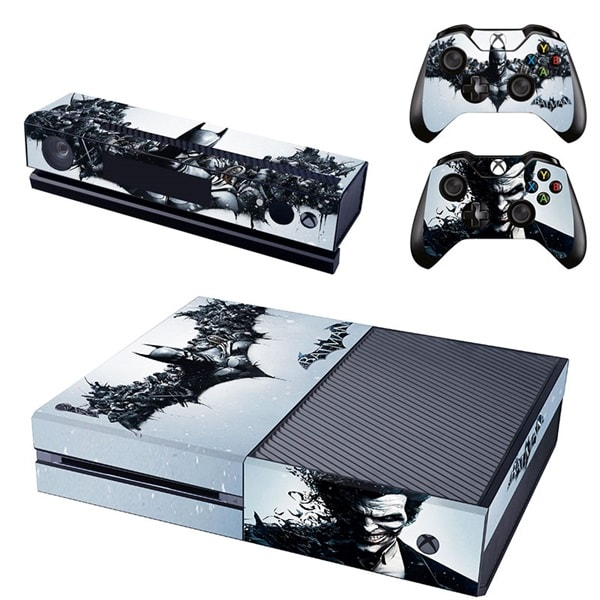 Batman Joker Decal Set for Xbox One and Controller