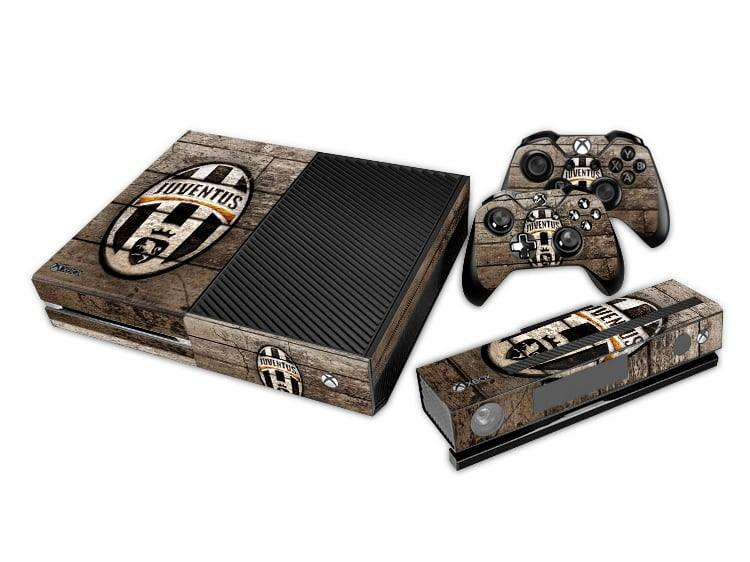 Juventus FC Decal Set for Xbox One and Controller