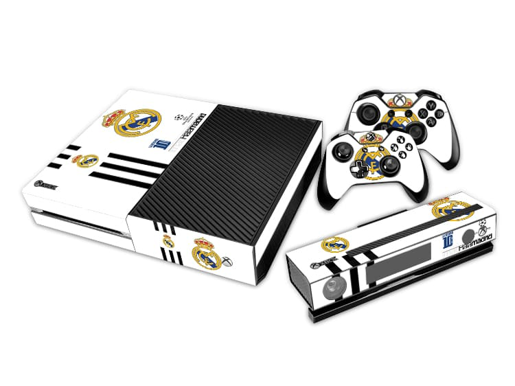 Real Madrid Decal Set for Xbox One and Controller